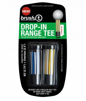 Brush-t Drop In Range Tee