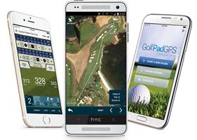 Golf PAD GPS App