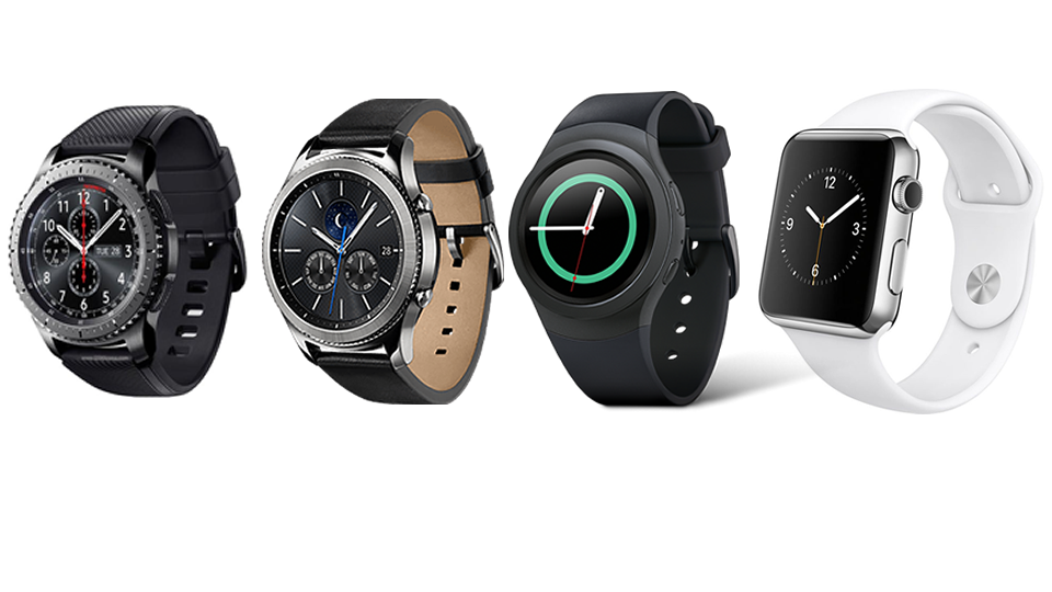 Golf GPS smartwatches samsung apple
