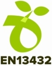 100% compostable EN13432